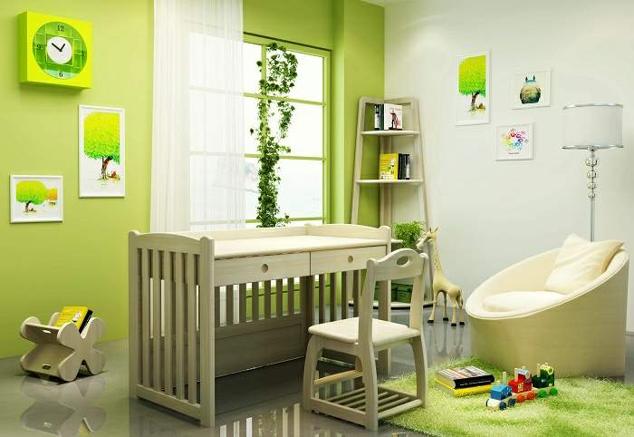 children study table,study desk,bookshelf