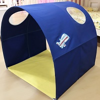 Children Bed Canopy |  Aeroplane