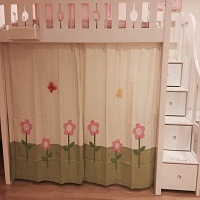 Sliding Curtain | garden