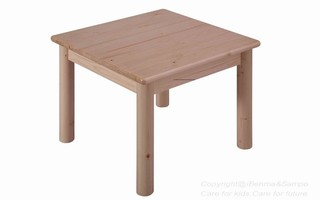 P007 Square Table