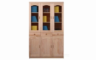 S001A Bookcase (6 doors and 3 drawers) (S008)