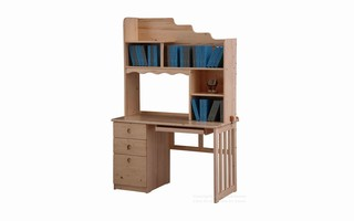T003 Computer Desk Set (bookshelf J008 sold separately)