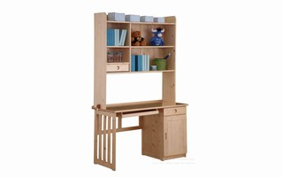 T003 Computer Desk Set (With bookshelf J004)