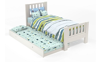 SM12/13  Single | super single  Bed  with Pullout bed (modular design)