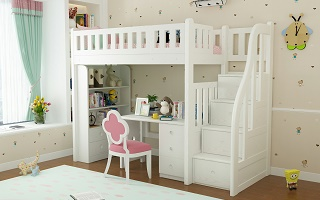 Modular Children loft bed