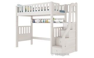 SJ06 Book Shelf  (for bunk bed and loft bed)