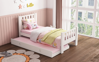 SM11 Standard Single | Super Single with Pullout bed | Modular Design
