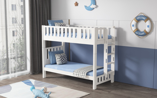 SM22A Single | Super Single Bunk Bed with Space Saving