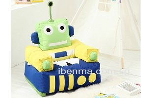 Robot Bean Bag Chair (A7347PL)