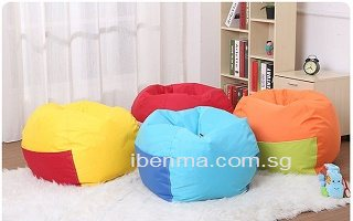 Bean Bag stool (A1859a8pl)