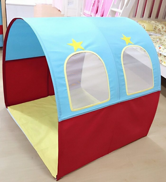 Children Bed Canopy | Dream Bus : childrens bed tent - afamca.org