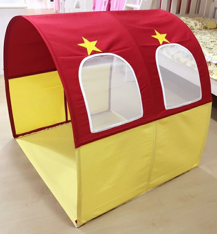 Children Bed Canopy   Fire Engine