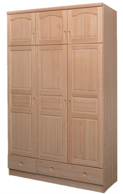 G014 Wardrobe (6 doors,2 drawers)