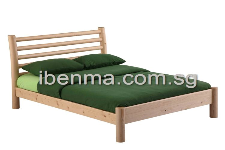 SL08 Bed (queen/king)