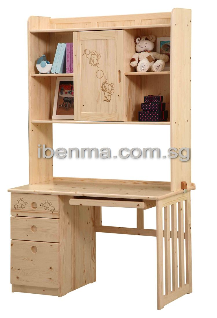 Study Table And Bookshelf Designs American Hwy