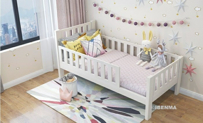 modular toddler bed