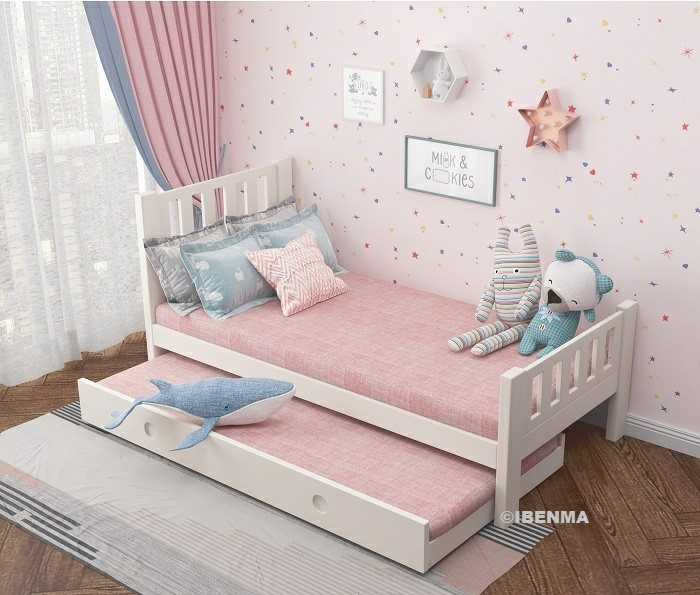 modular single or super single bed