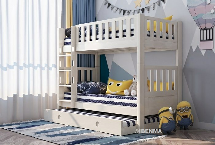 modular trundle bed, pullout bed
