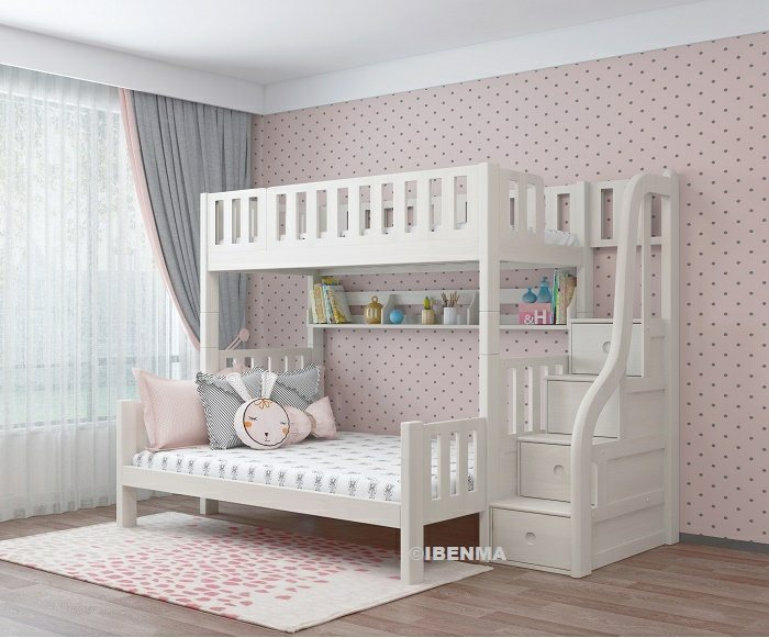 modular family bed, bunk bed for family solution