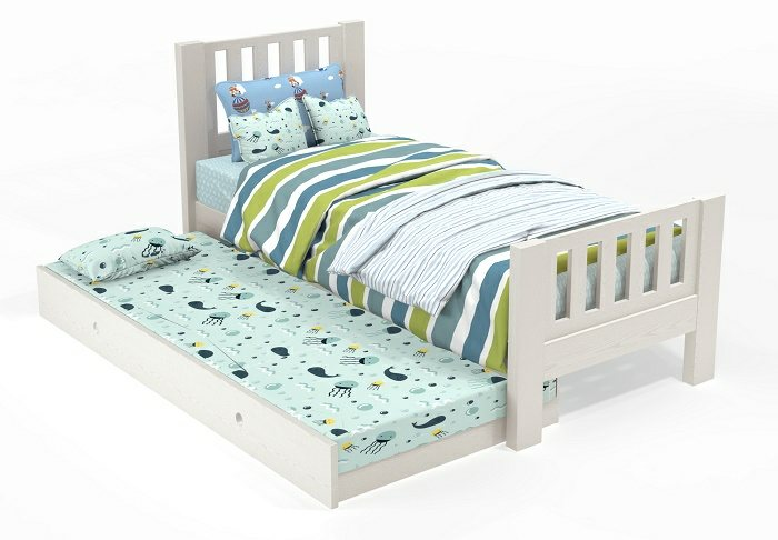SM12/13 Standard Single | Super Single with Pullout bed | modular design