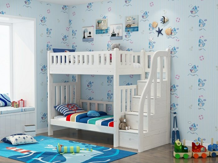 high modular bunk bed bedroom