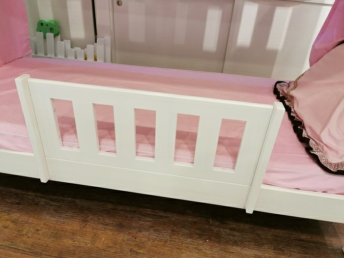 Extra Guardrail for Child Bed