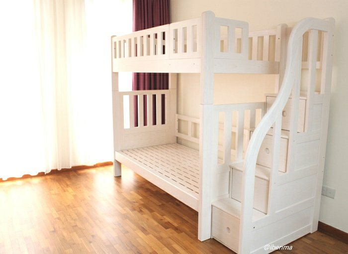 M204A Bunk Bed | Convertible bunk bed (Single or Super Single)