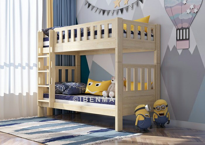 moudlar bunk bed