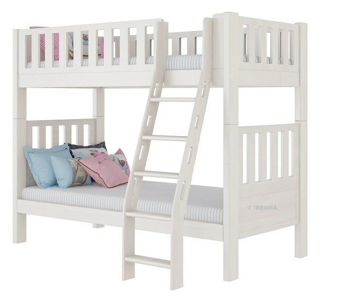 SM22AC  Modular Bunk Bed with Ergonomic Ladder
