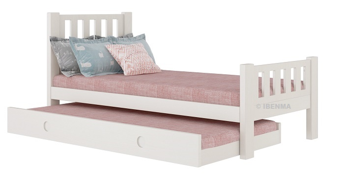 SM11  Modular Single /Super Single Bed plus Pullout bed
