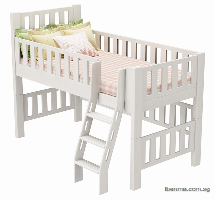 Children Loft Bed for 3 years old