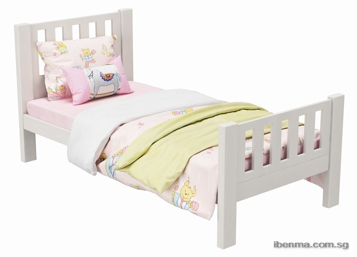 modular bed with pullout bed