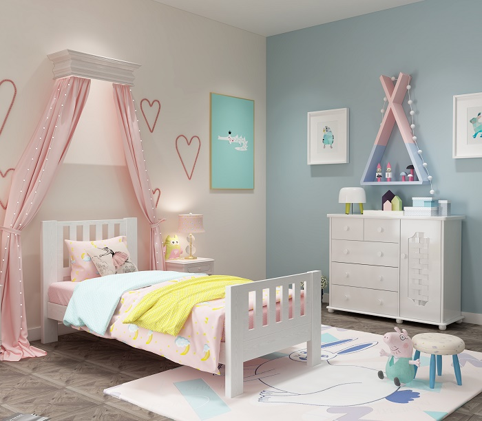 SM11 Modular Single  | Super Single Bed For Both Children and Adults